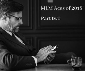 MLM Aces of 2018