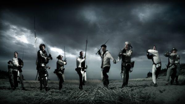 Fearful knights