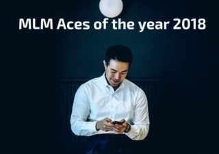 MLM Aces of the year 2018
