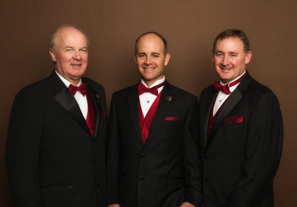 Carl Taylor, Kirk Hansen and Jim Hanses - Founders of Kyäni Inc