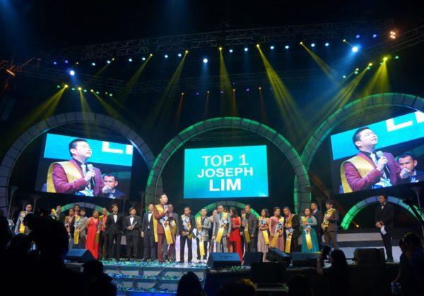 Top Leader Joseph Lim